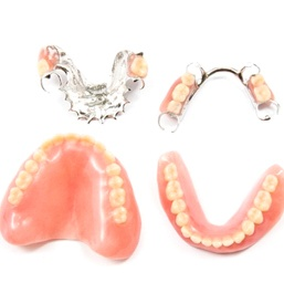 full and partial dentures in Hoover